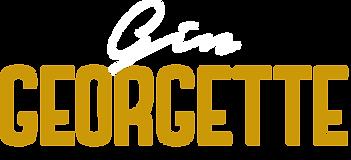 Logo court Gin Georgette