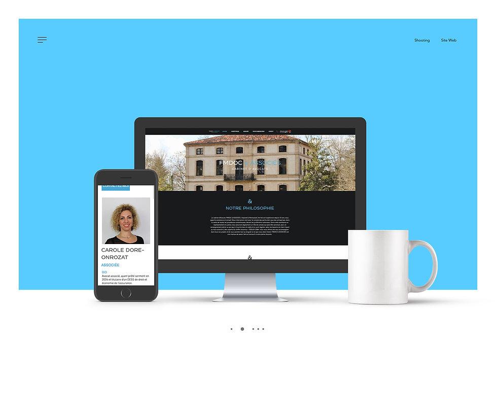 Site Web FMDOC