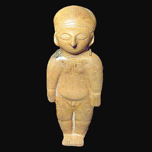 Guangala figure