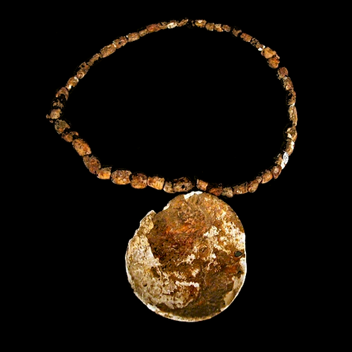 """SALE"" Shell Necklace and Gorget"
