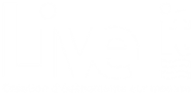 Logo Live it blanc