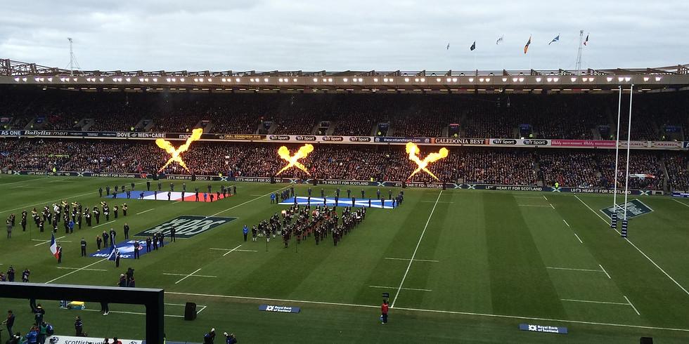 Événement rugby