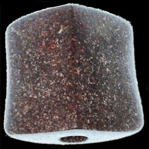 Triangular Bannerstone