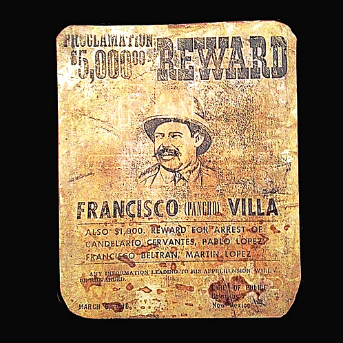 Francisco (Pancho) Villa