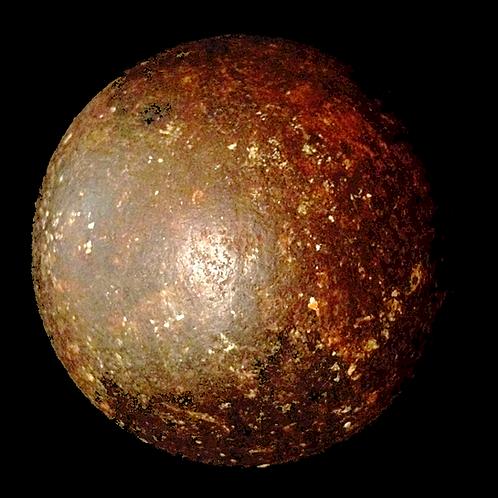 Civil War Cannonball