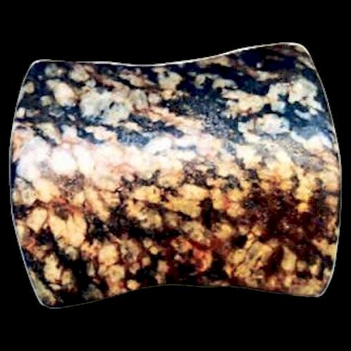 Hourglass Banner stone