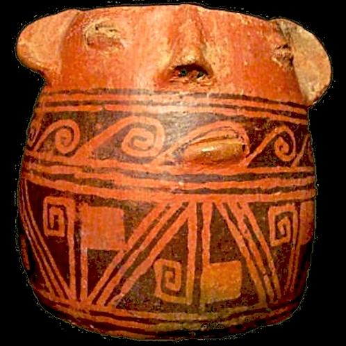 Anthromorphic Jar