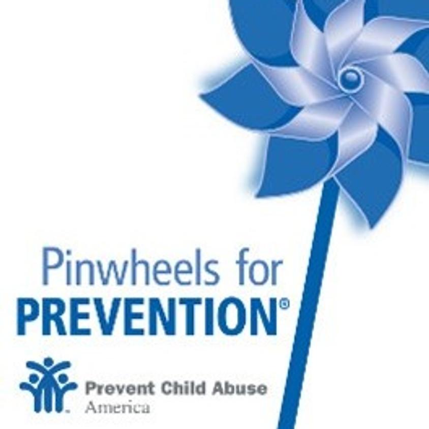 Pinwheel Walk for PREVENTION