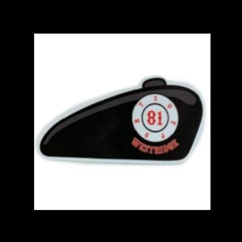Support 81 Westridge Tank Sticker