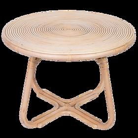 Rattan Coffee Table $279
