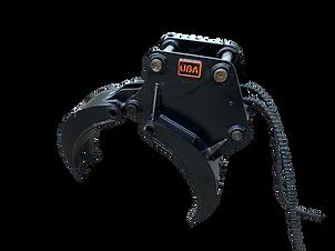 UBA - Hydraulic Grabs