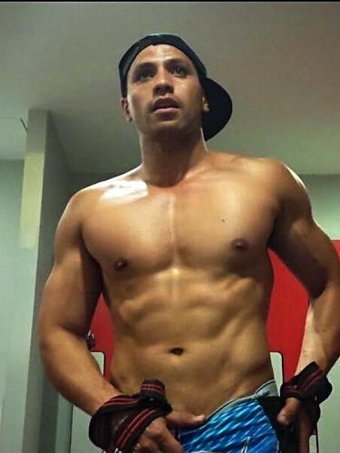 Magik Male Topless Waiter Brisbane
