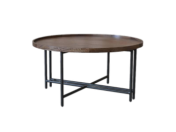 Lester Coffee Table Round $599
