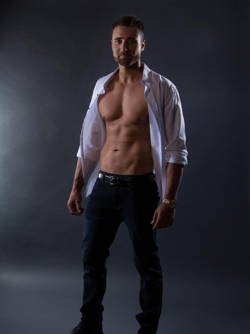 Ash Male Stripper