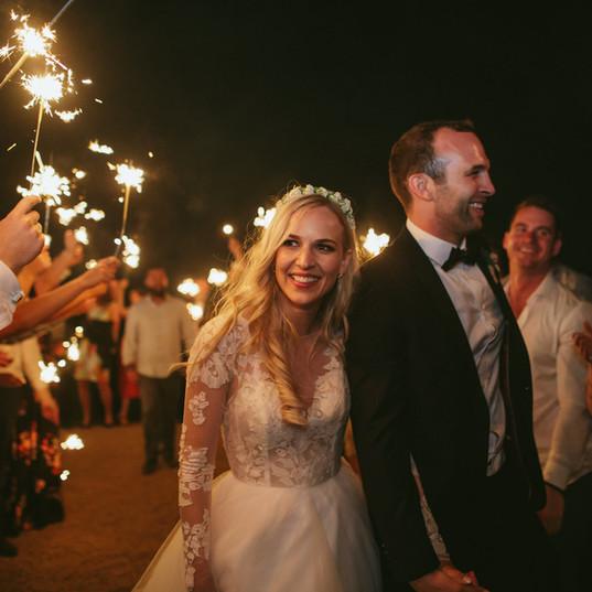 Alycia and Rob's Wedding
