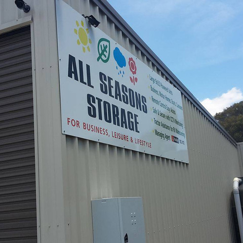 All Season Storage