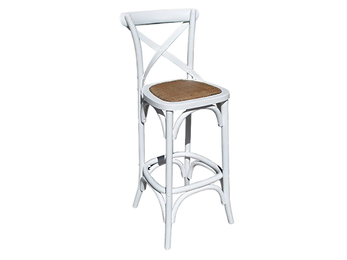 Barisa Bar Stool White $299 ea