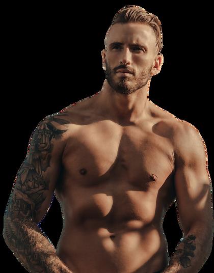 Seamus Topless Waiter