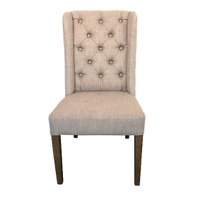 New Manhattan DIning Chair Beige $359.pn