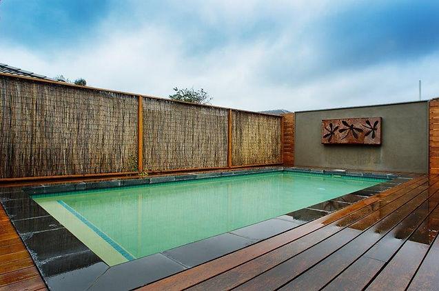 Chelsea Pool Installation