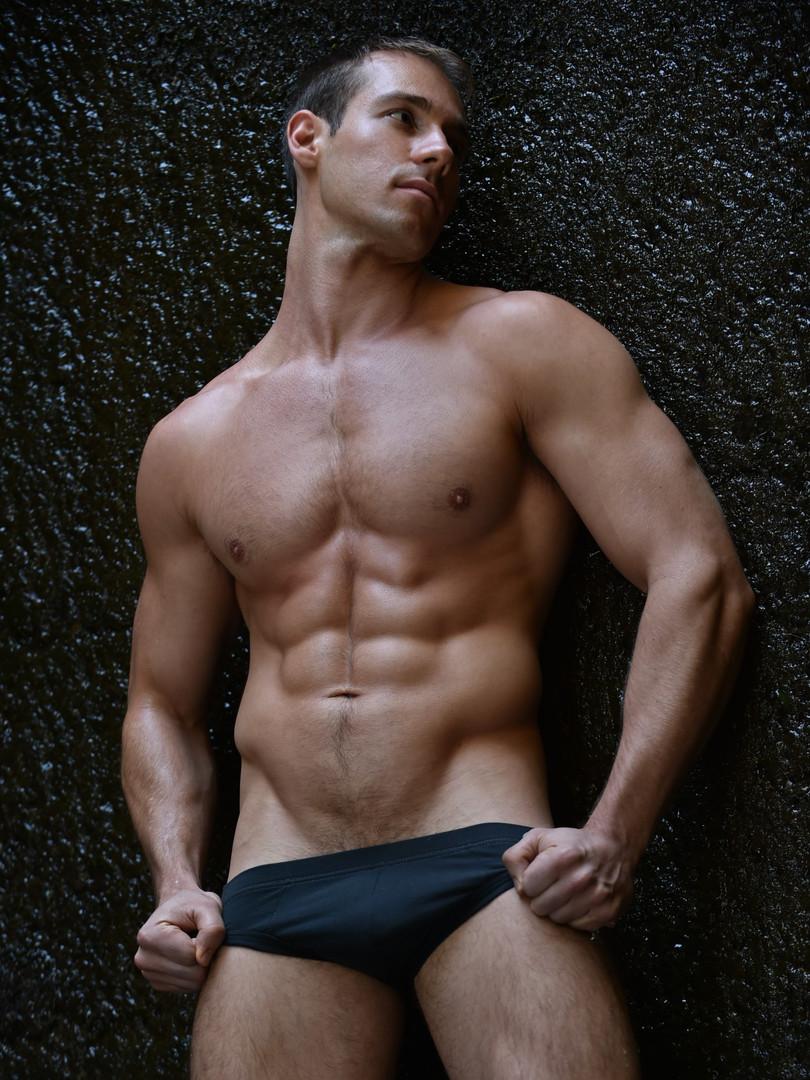 Zane Male Stripper Gold Coast