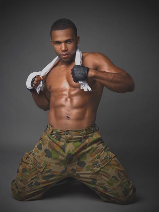 Hot Chocolate Male Stripper