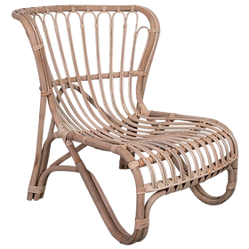 Rattan Chair Natural $359