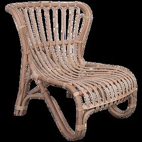 Rattan Chair Natural $359