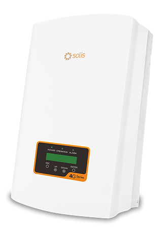Solis 2.5-6kW 4G Single Phase Inverter