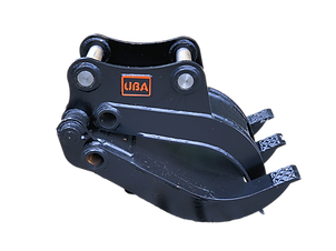 UBA - Excavator Manual Rock Grab Attachment
