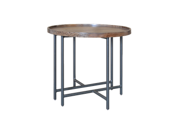 Lester Side Table Round $459