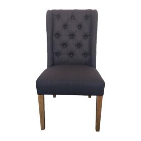 Manhattan DIning Chair Black $359