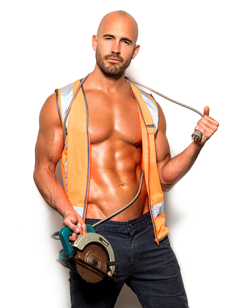 Jackson Tradesman Male Stripper