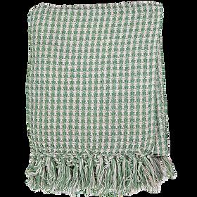 Cotton Throw Fern $79