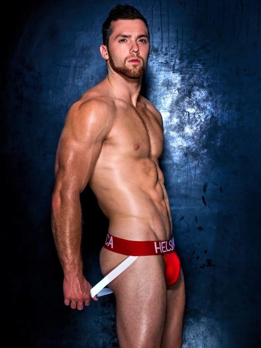 Xavier Male Stripper Brisbane