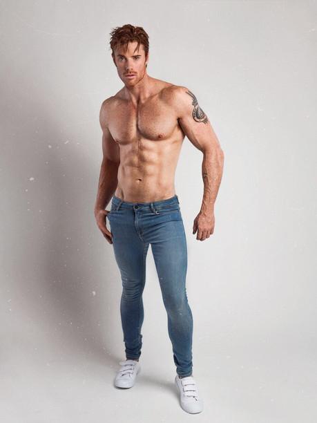 Stevie Mac Male Stripper Brisbane