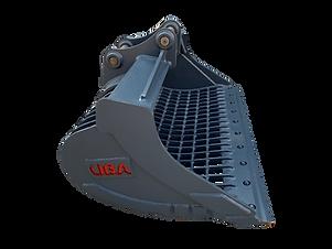 UBA - Sieve Bucket