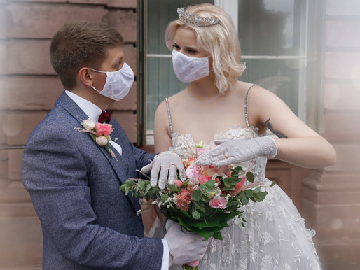 Coronecessities - Cute Covid Wedding Must Haves
