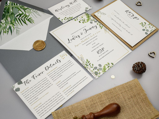 What Should I Include On My Wedding Invitations?
