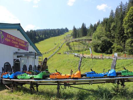 Öffnungszeiten Lucky Flitzer Sommer/Winter 2021/2022