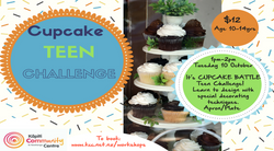 Cupcake TEEN Challenge