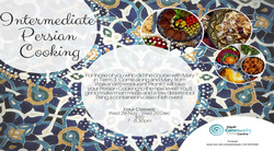 Wed 29 Nov - Persian Cooking Inter