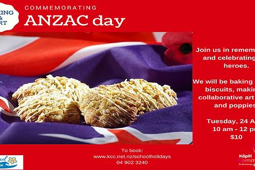 ANZAC Day Activities Workshop