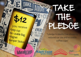 Our Reusable Cups Campaign