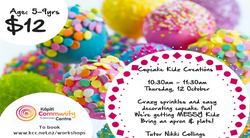 Kidz Cupcake Creations