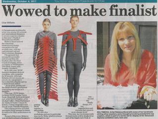 Local Designer Rebecca Has The WOW Factor!