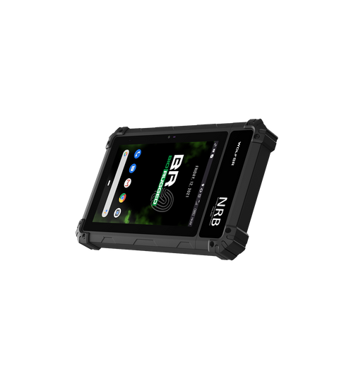 Wolf 8R Front View Vertical Screen