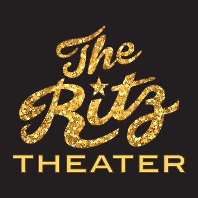 TheRitzTheater_FinalLogo_GlitterOnBlack_