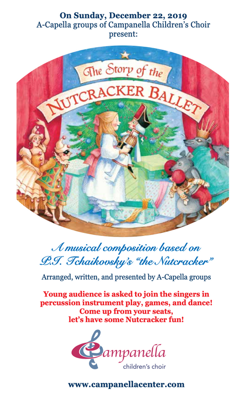 Nutcracker program