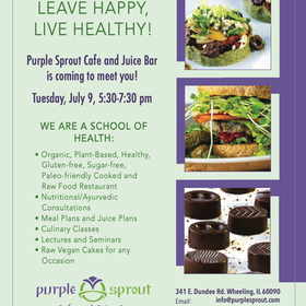 Purple Sprout Cafe